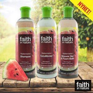 faith vattenmelon schampo
