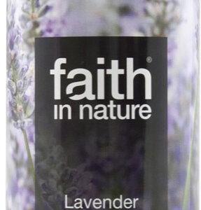 faith shampo lavendel geranium