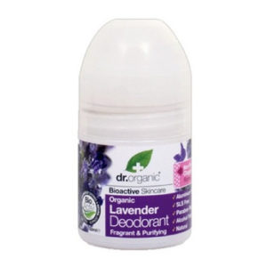 DrOrganic deo lavendel