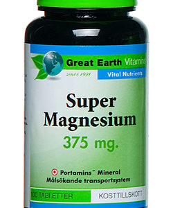 Super Magnsium 375mg