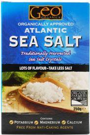 sea salt kristaller